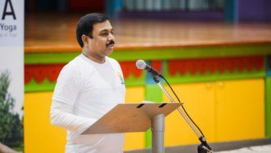 Photo of अंतर्राष्ट्रीय योग दिवस के मौके पर न्यूजीलैंड के भारतीय दूतावास मे मनाया गया योग दिवस