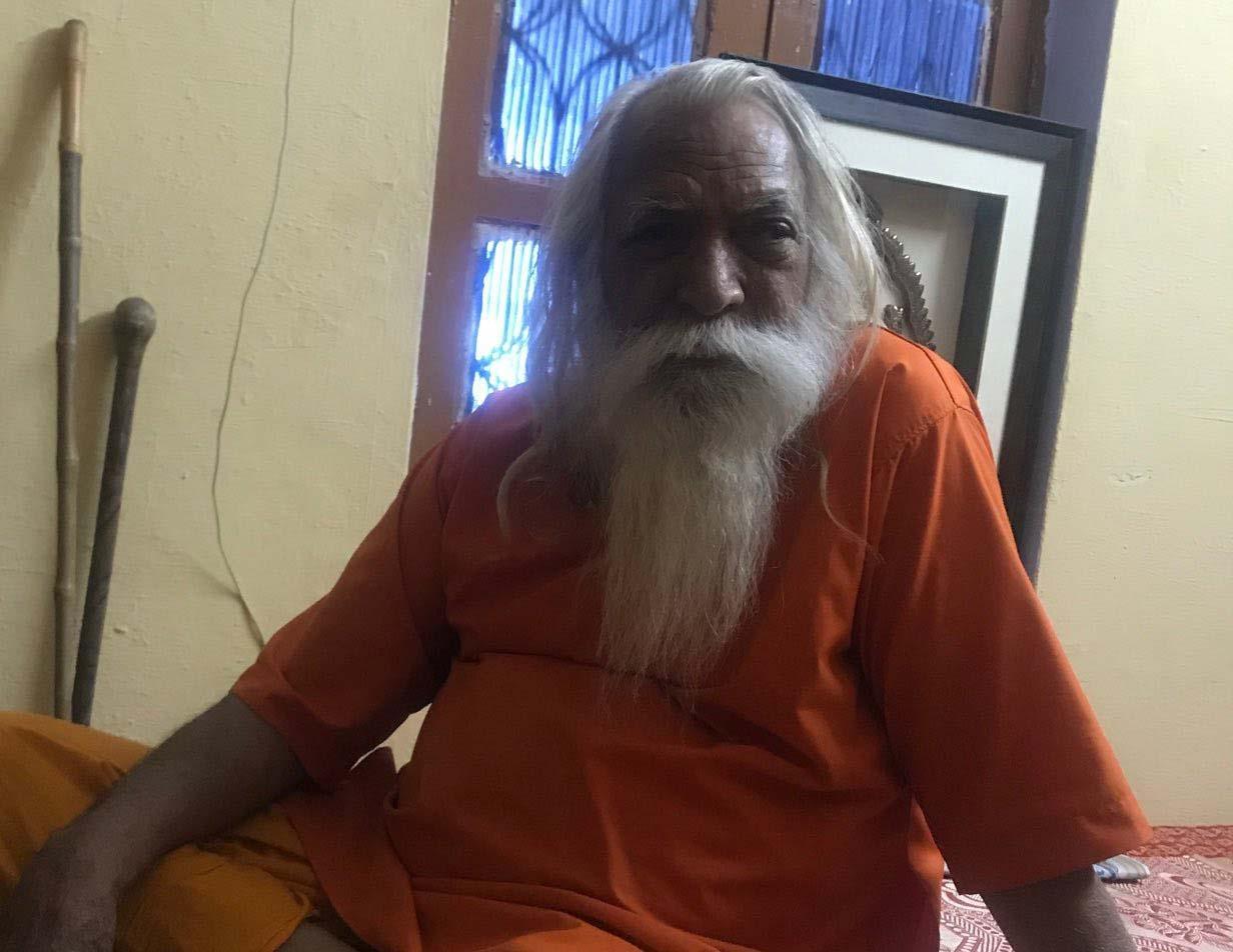 राम मंदिर का मुख्य पुजारी क्वारंटीन