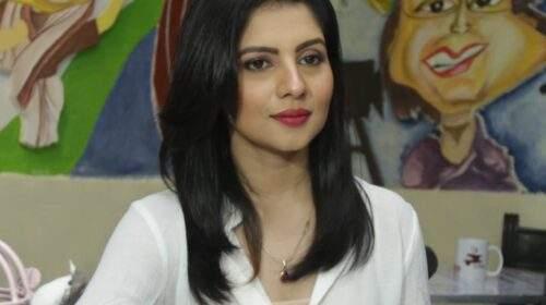 बंगाली अभिनेत्री पायल सरकार बीजेपी में हुई शामिल
