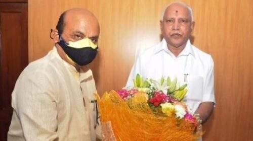 बसवराज बोम्मई  चुने गए कर्नाटक के नए मुख्यमंत्री